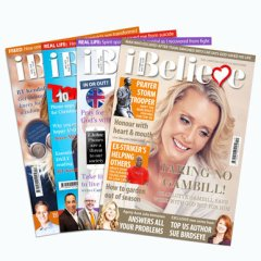 Subscribe to iBelieve Magazine