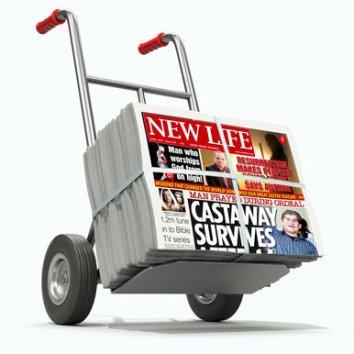 Buy New Life Newspaper in bulk