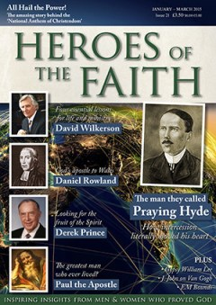 Heroes of the Faith, January 2015, issue number 21