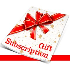 Gift subscriptions from New Life Publishing
