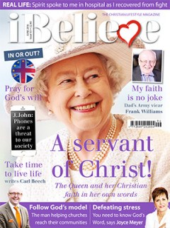iBelieve Magazine June 2016 issue