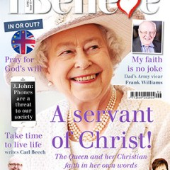 iBelieve Magazine June 2016 issue