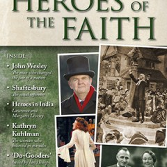 Heroes of the faith magazine issue six