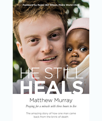 He Still Heals book cover
