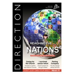 Direction May 2018 Cover