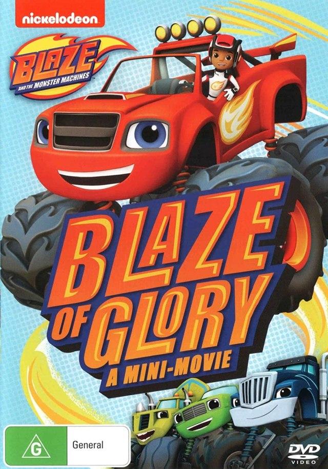 Blaze of Glory: A Mini-Movie