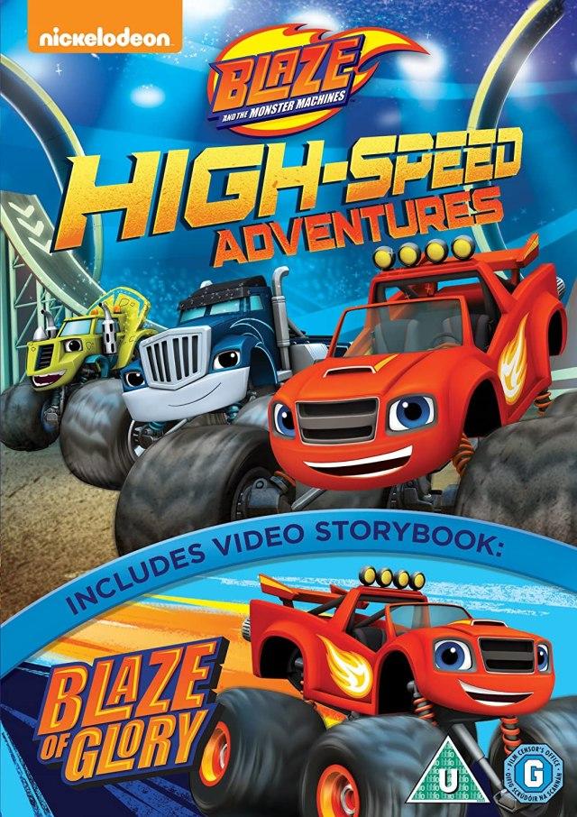 HIgh-Speed Adventure