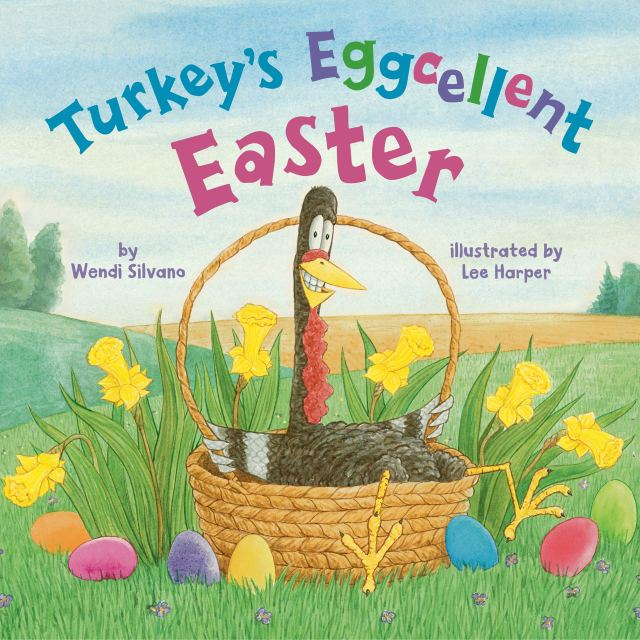 Turkey's Eggcellent Easter