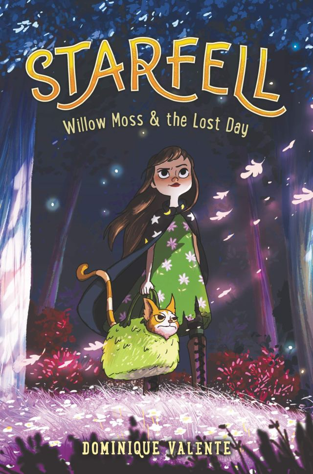 Starfell: Willow Moss & the Lost Day