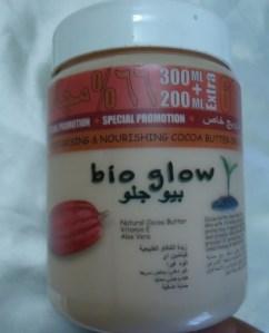 Bio Glow Cocoa Butter Cream Review