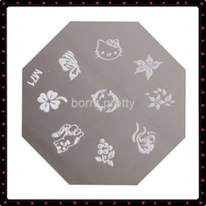 Get a Hello Kitty Stamping Plate free..HURRY..