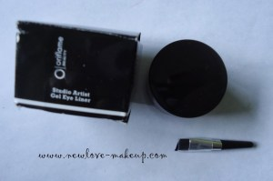 Oriflame Beauty Studio Artist Gel Liner Review, Swatches