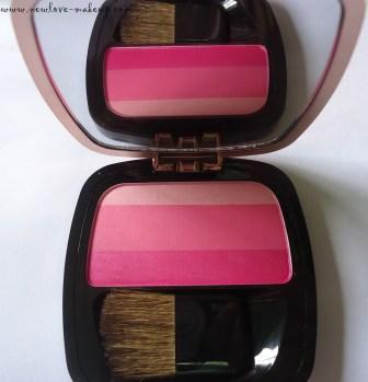 L'Oreal Paris Lucent Magique Blush Fuchsia Flush Review,Swatches, Indian Makeup and Beauty Blog