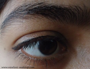 Maybelline The Colossal Liner Black Review and Swatches,Indian Makeup and Beauty Blog
