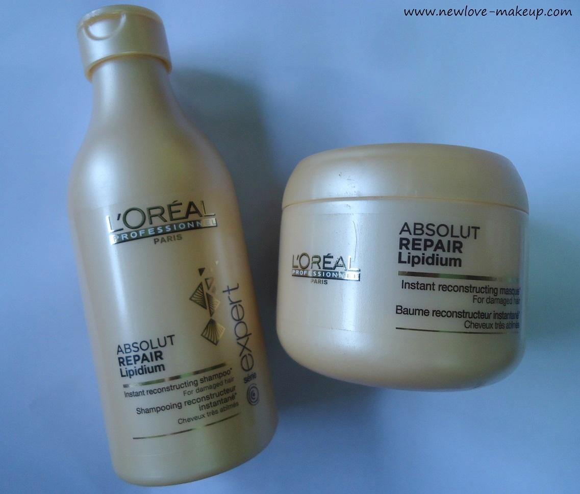 LOreal Professionnel Absolut Repair Lipidium ShampooMasque