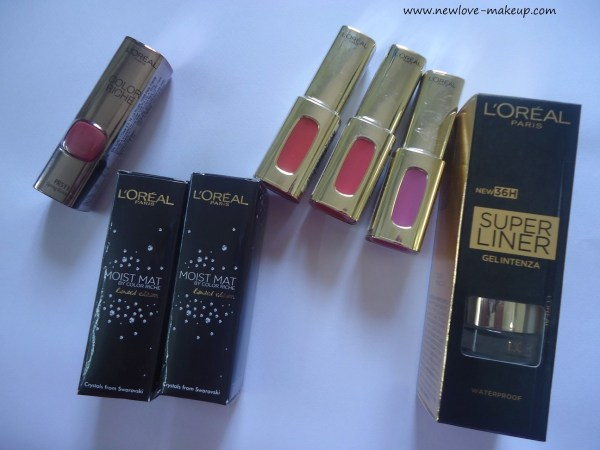 L'Oreal Paris Cannes Collection Glamorous Gloss,Marvellous Matte Look, Sonam Kapoor and Katrina Kaif