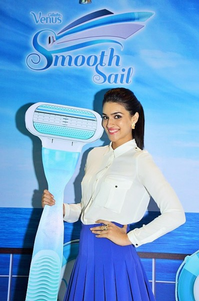 Gillette Venus Event and #SubscribeToSmooth Challenge