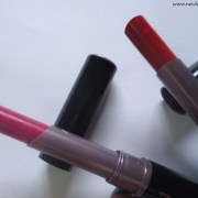 Oriflame The One Colour Unlimited Lipsticks Review,Swatches