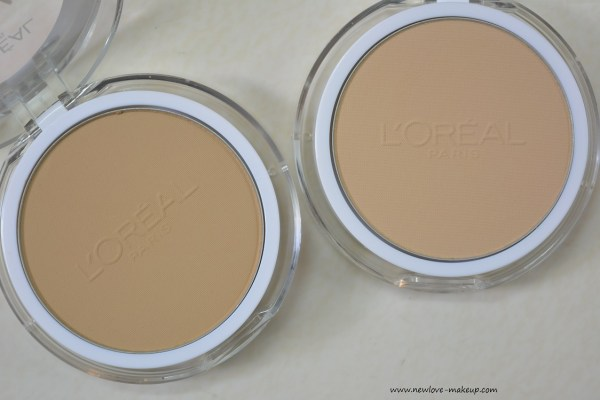 L'Oreal Paris Mat Magique Compact Powder Review, Swatches, FOTD