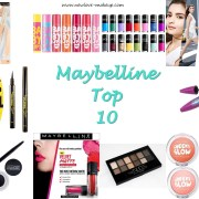 Top 10 Maybelline Products Available In India, Indian Makeup and Beauty Blog