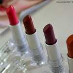 New Lakme Enrich Matte Lipsticks Review Swatches New Love Makeup