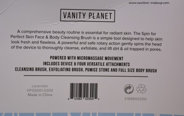 Vanity Planet Spin For Perfect Skin | 70% Off | Clarisonic Dupe