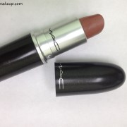 MAC Matte Lipstick Whirl Review, Swatches & Dupe
