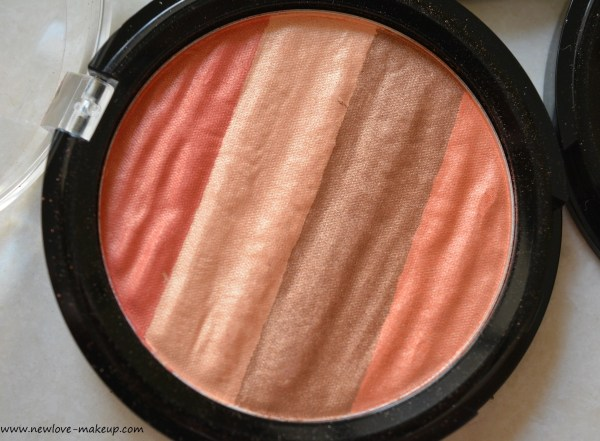 Lakme Sun Kissed Bronzer, Moon Lit Highlighter, Illuminating Shimmer Brick Review, Swatches