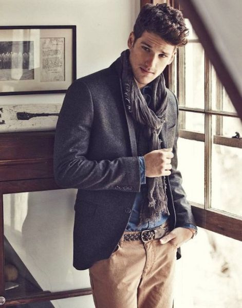 Winter Fashion Essentials for Men, Indian Fashion Blog
