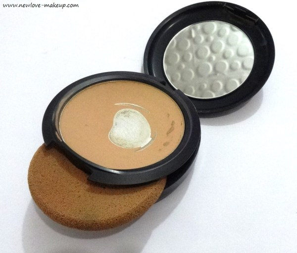 MAC Studio Fix Powder Plus Foundation NC 41 Review