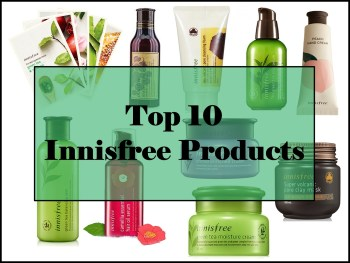 Top 10 Innisfree Products Available in India, Prices, Buy Online