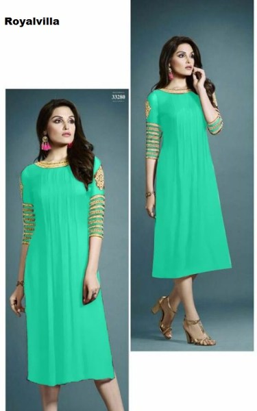 Contemporary Designer Kurtis for Working Women, Indian Fashion Blog