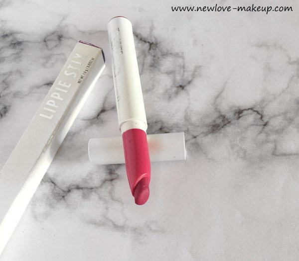 ColourPop Matte X Lippie Stix Poppin Review, Swatches