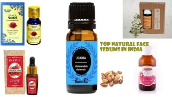 Top Natural Face Serums in India, Prices, Buy Online