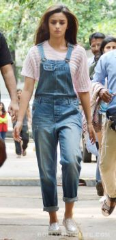 Bollywood Ladies Who Rock Dungarees, Indian Fashion Blog