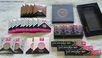 Huge Makeup Geek Haul: How to Buy, Prices, Shipping, etc.