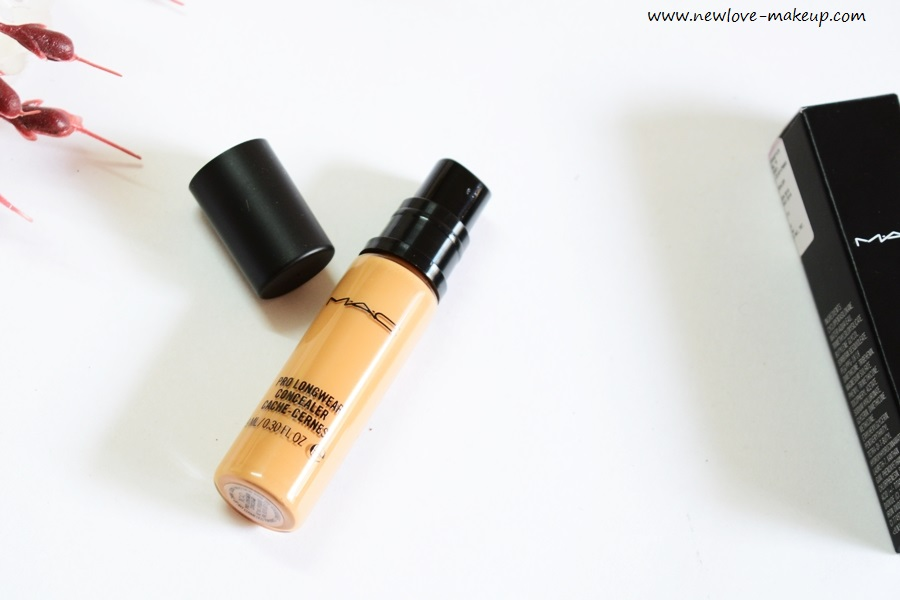 MAC Pro Longwear Concealer NC42 Review, Swatches, Buy Online