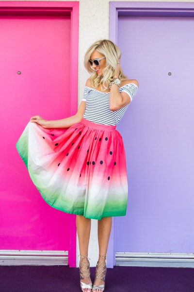 Reviving 50's fashion: Skirts in vogue this Summer, Fashion Blog