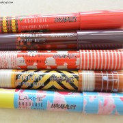 New Lakme Absolute Masaba Lip Pouts Review, Swatches