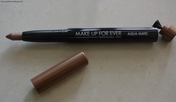 New MUFE Aqua Matic Eyeshadow, Pro Sculpting Brow Review, Swatches