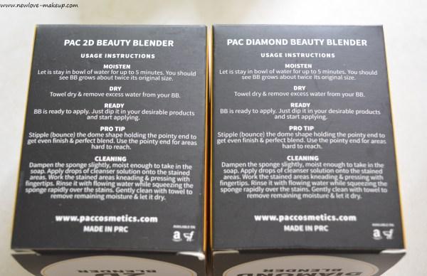 New PAC Diamond Blender, 2D Blender, Silicon Blender, Blending Ball Review