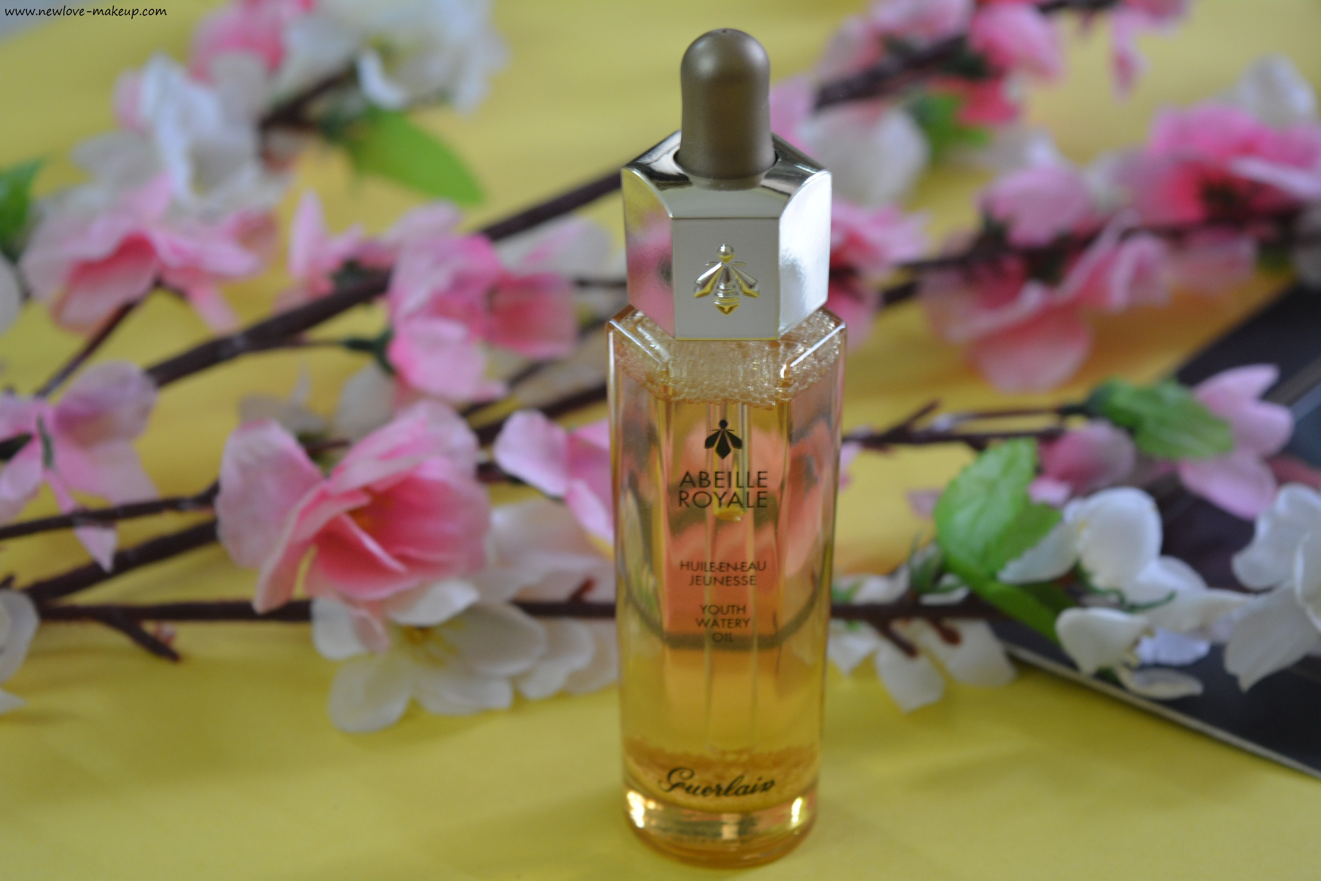Guerlain Abeille Royale Youth Watery Oil, Kiss Kiss Matte Lipstick Review