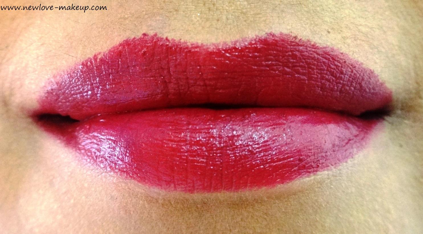 IsaDora Twist-Up Matt Lips Super Pink, Queen of Roses, Purple Prune Review, Swatches