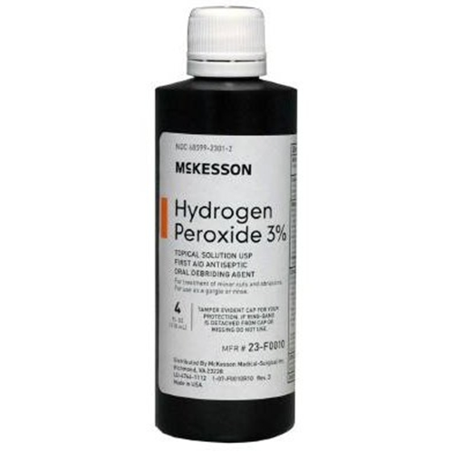 How to Use Hydrogen Peroxide for Treating Acne