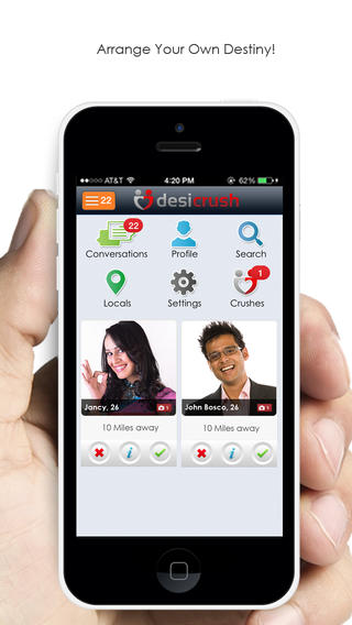 Desi dating app in usa