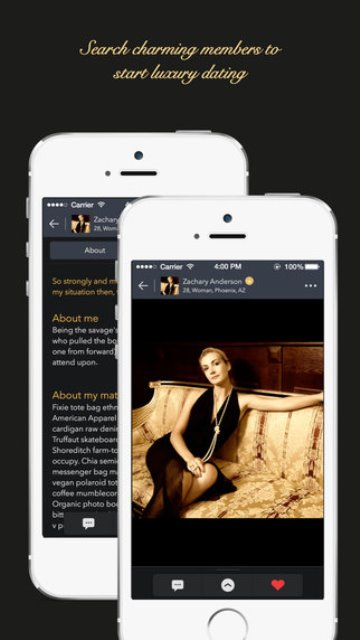 free dating sites for millionaires