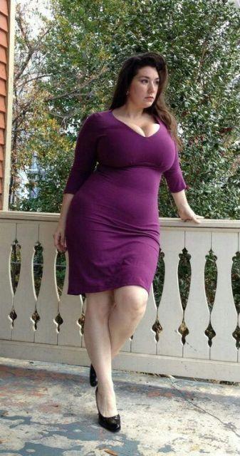 pretty thick girl