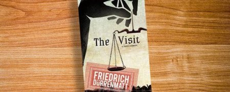 6 Fiction Novels Set in Switzerland   Newly Swissed Novels Set in Switzerland   The Visit   Duerrenmatt