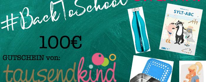 #BackToSchool – Das GIVEAWAY