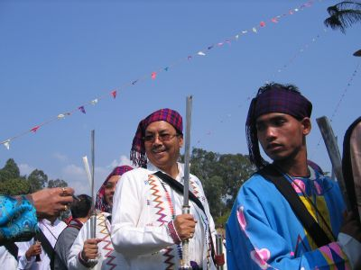 Shapawng Yawng Manau Festival, Arunachal Pradesh, northeast India, 2008: Nicholas Farrelly